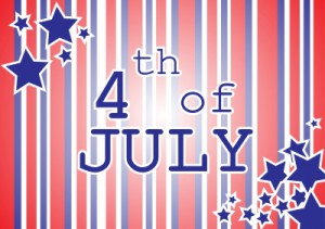 4th of July discounts