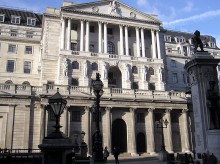 Bank of England London