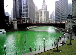 Chicago St Patricks Day Parade