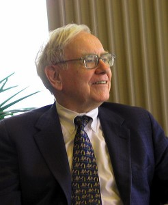 Warren buffett college