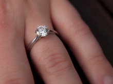 certificate of deposit - saving for engagement ring