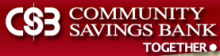 community savings bank iowa