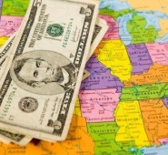 most expensive states for paying taxes
