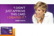 suze orman approved card thumbnail