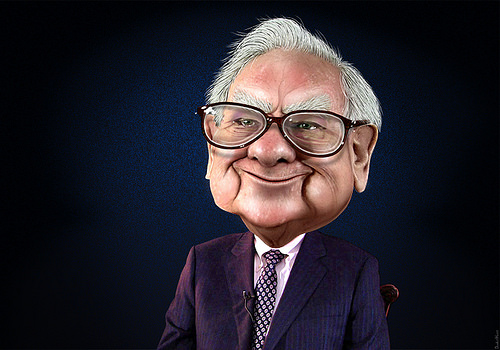 warren buffet won't invest in
