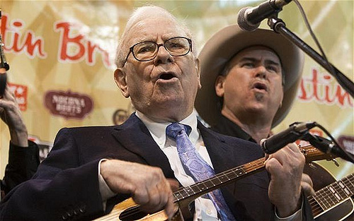 warren buffett surprising investments