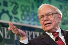warren buffet bank of america